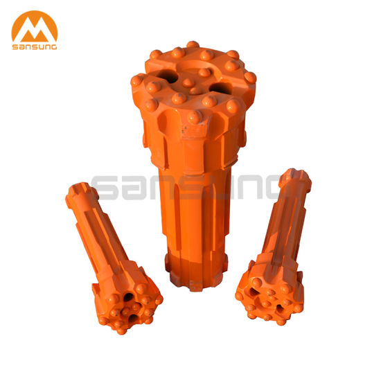 Sandvik Reverse Circulation RC Drill Bit with PDC Button