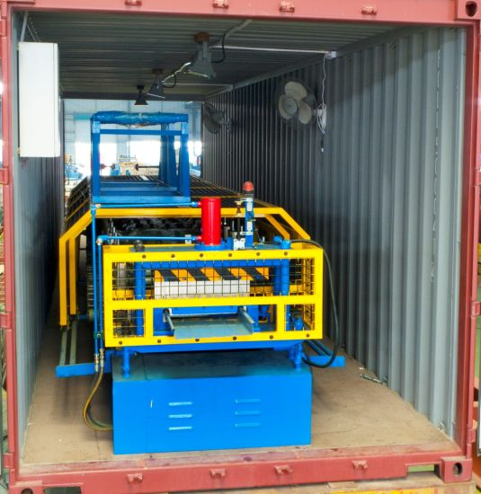 Liming Standing Seam Roll Forming Machine