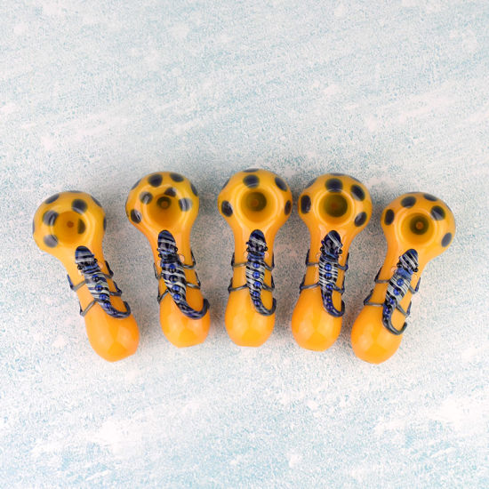 New Animal Hand Pipe Glass Smoking Pipes Cool Design Glass Pipes