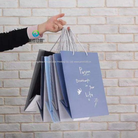 Luxury Beautiful Las Bag Paper Gift