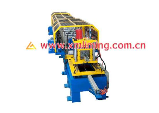 Automatic Pallet Racking Upright Roll Forming Machine