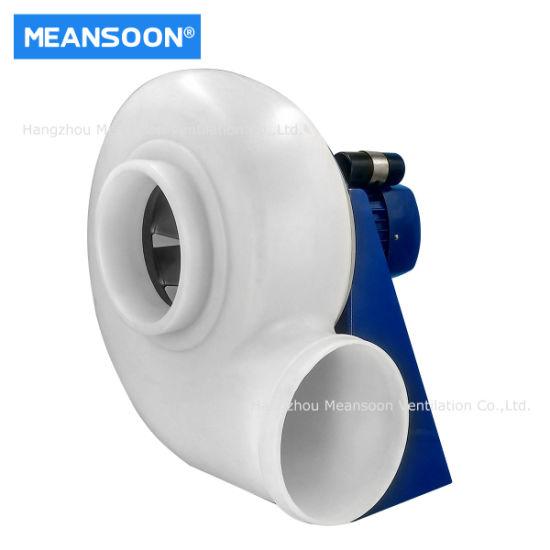 250 Plastic Lab Fume Hood Extraction Fan