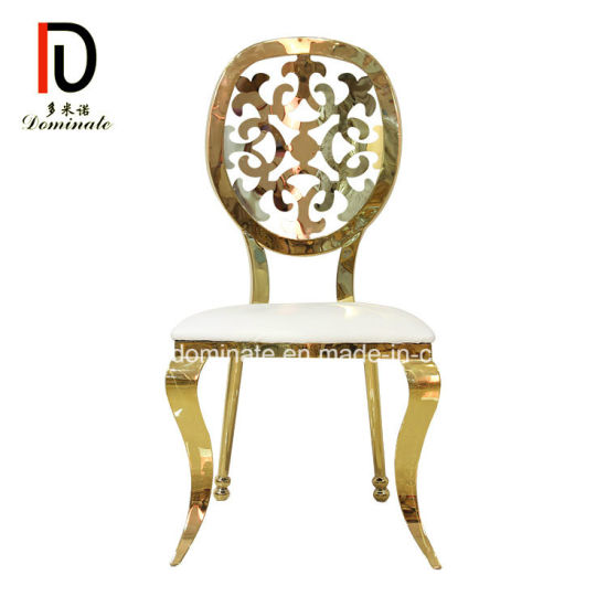 Furniture Model Wedding Dining Restaurant Hotel Leisure Leather Chair