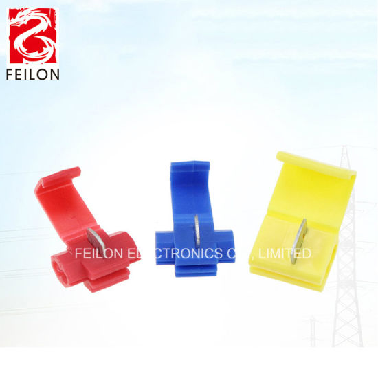 FL-878100 / 878101 / 878201 Red Blue Yellow Color Quick Connector Free on