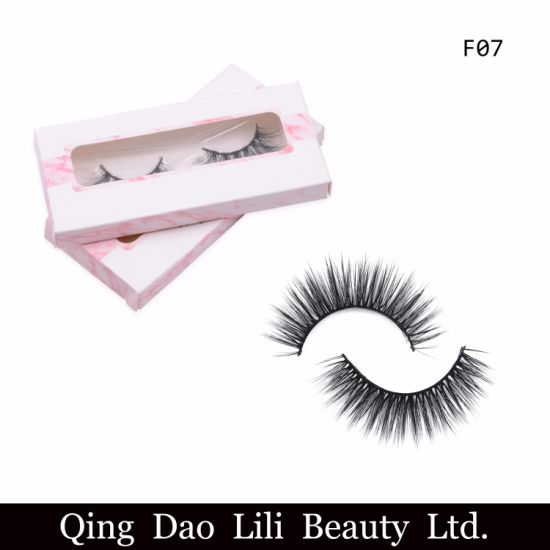 bfc069b9d1d Wholesale 3D Mink Eyelashes Own Brand Eyelashes and Private Label 3D Silk Eyelashes  Faux Mink Lashes