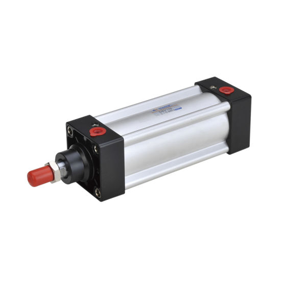 Si Series Si63*100 Standard Double Acting Pneumatic Air Cylinder Price pictures & photos