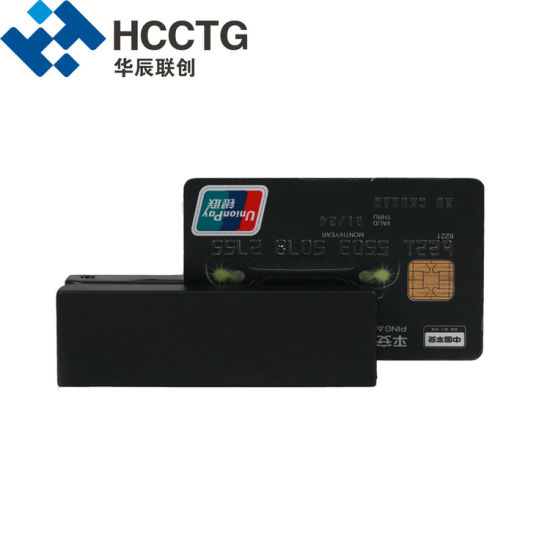 ISO7816 USB Magnetic IC Cntactless Card Reader (HCC100)