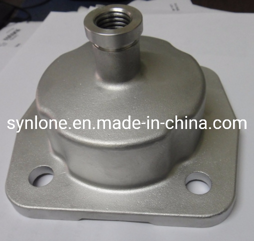 Customized Stainless Steel/Iron/Aluminum/Brass/Sand/Die/Investment Casting with CNC Machining
