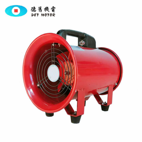 Sf-I Portable Low-Noise Exhaust Axial Blower Ventilation Fan