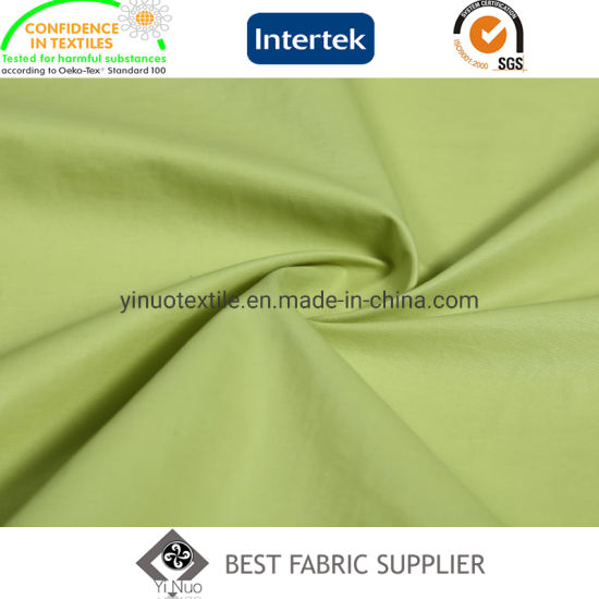 100 Polyester Woven 228t Taslan Fabric Outdoor Jacket Fabric