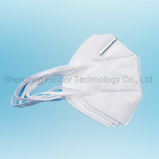 KN95, , GB2626-2006, 5 Layer Standards Non-Woven Fabric Protection Anti-Virus, Anti-Dust Adult Disposable Face Mask