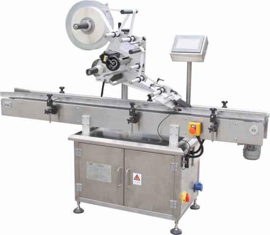 Adhesive Labeling Machine Pouch Labeling Machine Labeler Machine