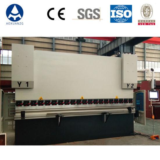 High Speed CNC Press Brake, Plate Metal Bending Machine, Metal Bending Machine for Aluminium