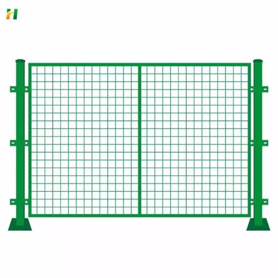 Manufacturers Supply PVC Coated Gate Safety Lock, PP Fence, Farmyard Garden Villa Fence Gate