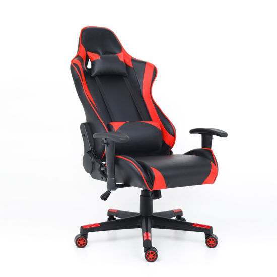 Pleasant China Adjustable Swivel Pvc Leather Ergonomic Racing Gaming Pdpeps Interior Chair Design Pdpepsorg