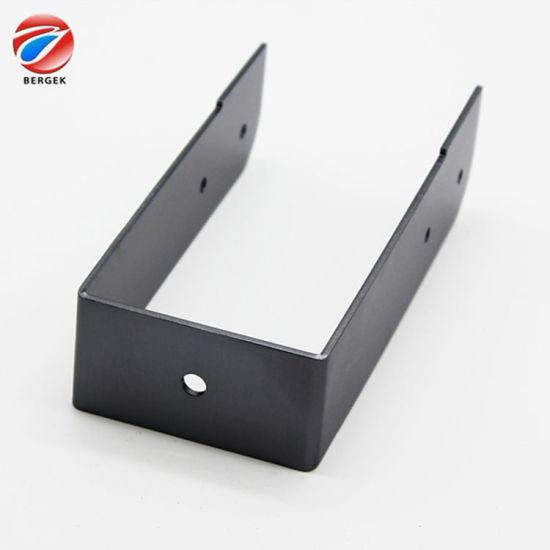 China Custom Stainless Steel/Aluminum Metal Brackets Sheet Metal
