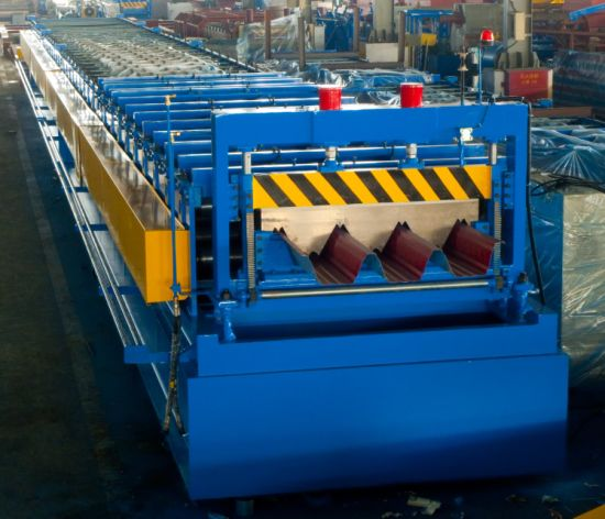 Roll Forming Machine for High-Ribs Roofing
