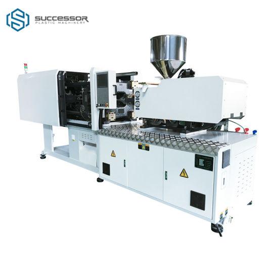 Servo Hydraulic High Speed Injection Molding Machine