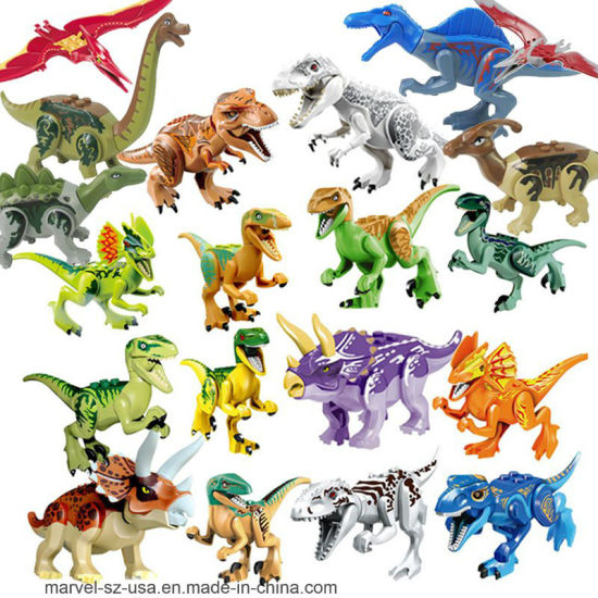 Dinosaurs World Park Intellectual & Educational Kids Building Blocks Set Toys pictures & photos