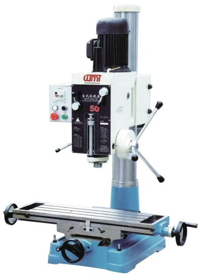 ZAY7050/1 Spindle Auto Feeding Milling and Drilling Machine with CE Standard