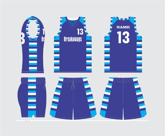 4a6d37562812 2019 Custom Best Latest Full Sublimation Design Sample Basketball Jersey