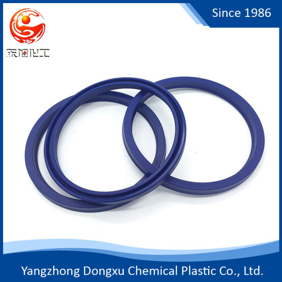 Pipe Fitting PTFE Gasket Seals Kit / Plastic Flange Gasket pictures & photos