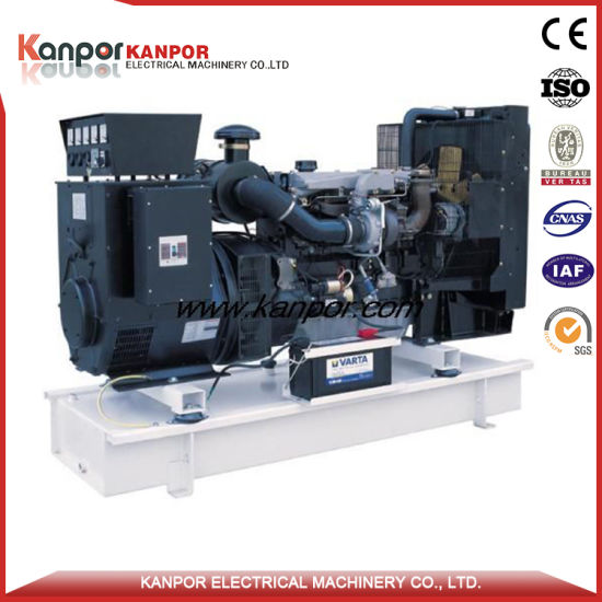 AC Three/Single Phase 600kVA Open Type Diesel Generator with Best Price pictures & photos