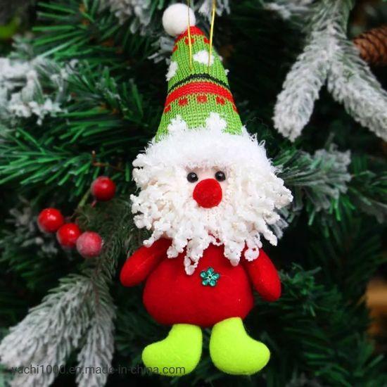 Customized Wholesale Plush Stuffed Kids Gifts Promotional Christmas Plush Toy