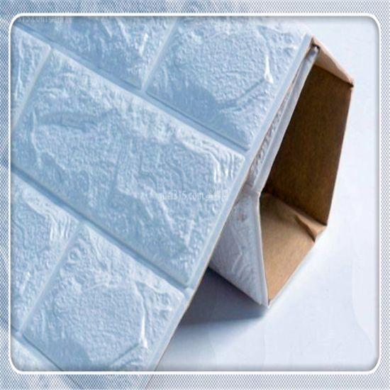 XPE Foam Material 3D Foam Wallpaper Sticker