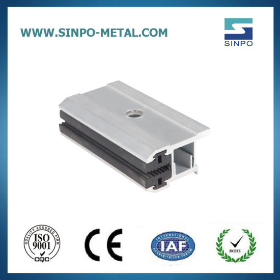 Thin Film Solar End Clamp for Solar Power system pictures & photos