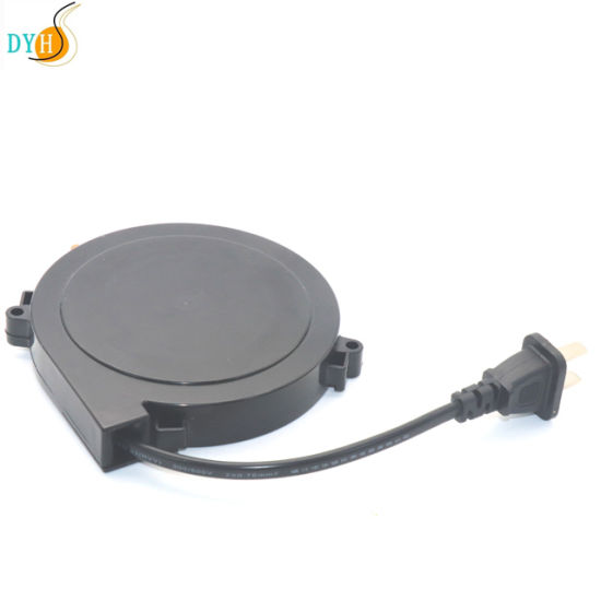 DIY Cable Retractor Customized Power Cord Retractor Reel
