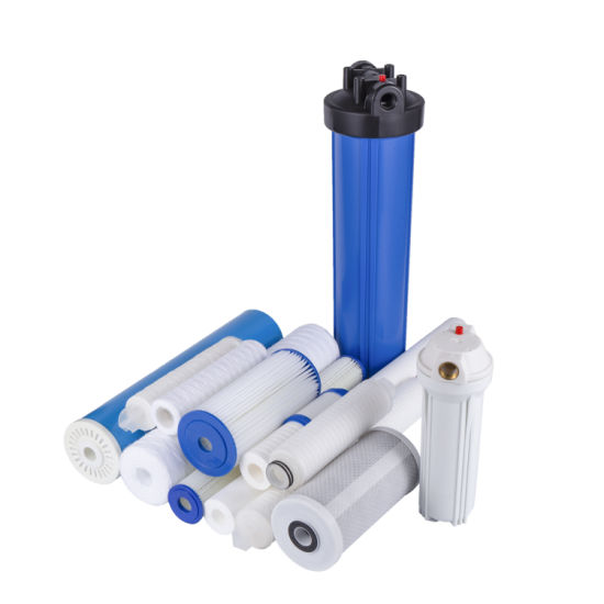 Water Filter Cartridges for Water Purifier and Water Treatment Water Filter System