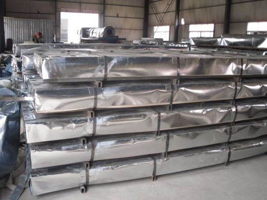 Wholesale Sgch Prepainted Galvanized Corrugated Steel Roofing Sheets pictures & photos
