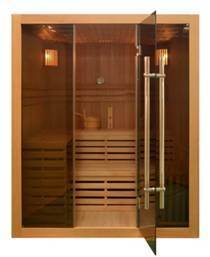 Good Quality Far Infrared Personal Home Use Luxury Sauna Room for 4people