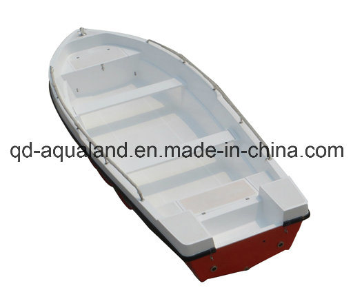 Aqualand 19feet Fiberglass Rescue Boat /Motor Boat (190) pictures & photos
