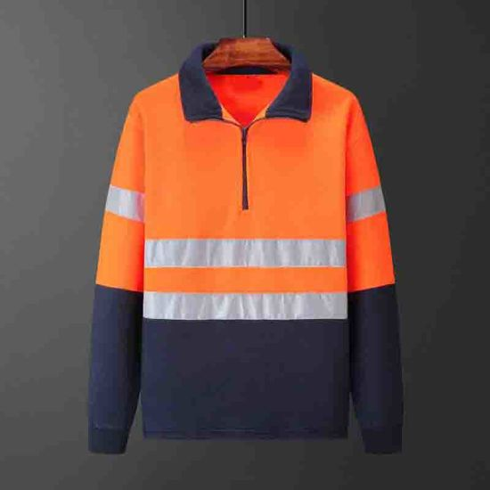 Hivis Safety Workwear with Reflective Tapes
