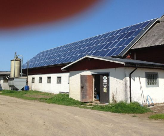 China 1kw-5kw Solar Power System for Home Application
