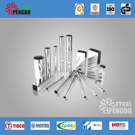 Silver Bright Galvanized Steel Pipe for Furniture pictures & photos