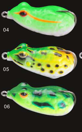 Small Soft Body Frog Lure Soft Lure Frog pictures & photos