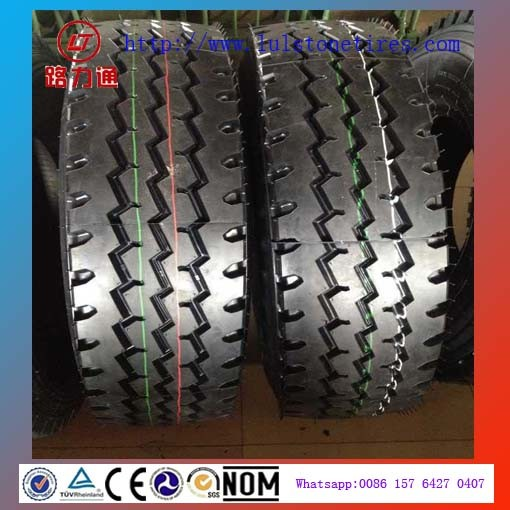 All Steel Truck Tyre, Radial Tyre (1000r20 1100r20 1200r20) pictures & photos