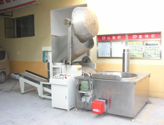 Automatic Cheetos Snack Food Fryer From Jinan Dayi