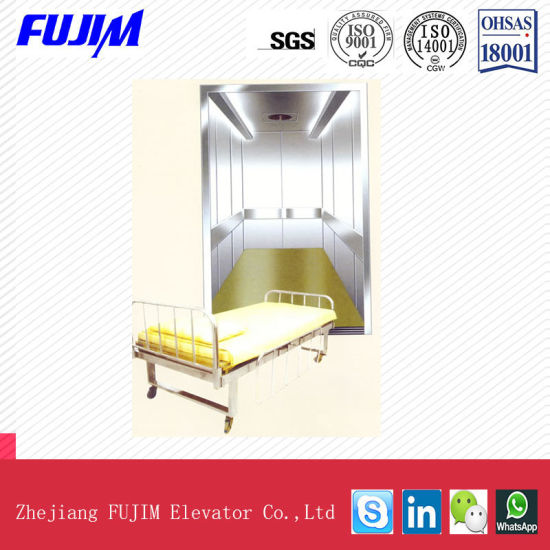 Human Design and High Standard Hospital Bed Elevator pictures & photos