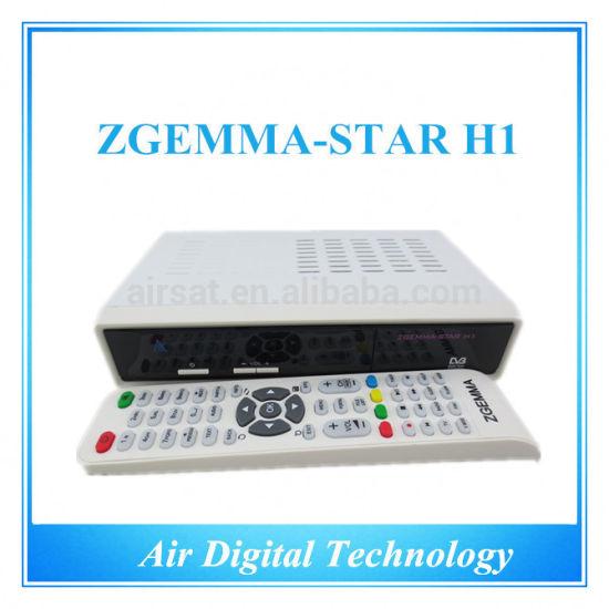 Driver: Zgemma Star H1 Set-top Box OpenPLi