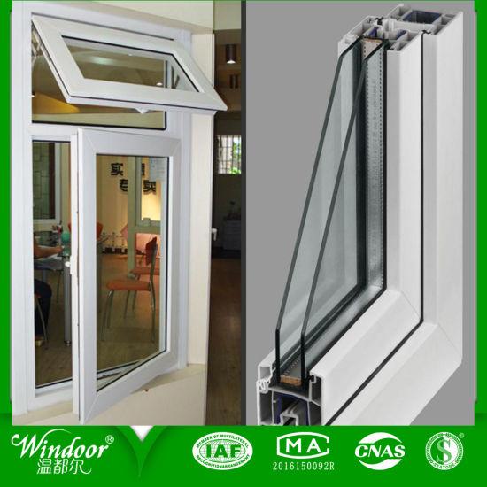 Model High Quality UPVC/PVC Window