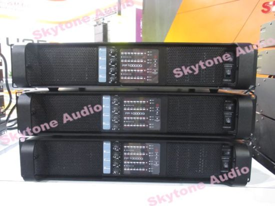 Fp10000q Digital 4 Channels 10000W Professional Power Amplifier pictures & photos