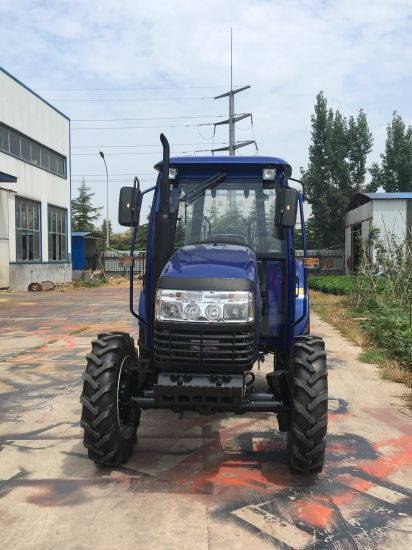 Hot Sale 45HP 4WD Mini Agricultural Tractor pictures & photos