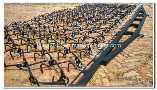 High Quality Drag Harrow pictures & photos