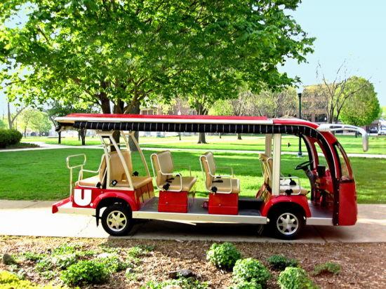 Electric Sightseeing Bus, 14 Seats, Eg6158k, CE, Fashionable