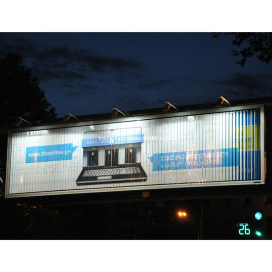 Large City Signage Billboard Tri-Display Advertisement (F3V-131S) pictures & photos