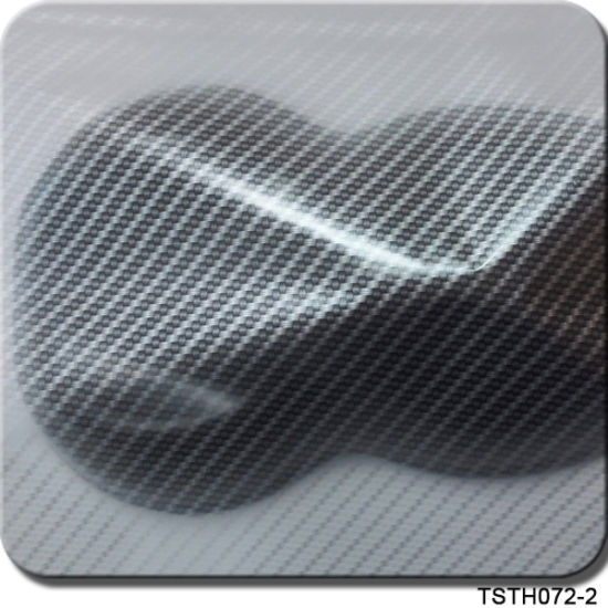 Tsautop 1m Carbon Fiber Patterns Hydro Dipping Water Transfer Film pictures & photos